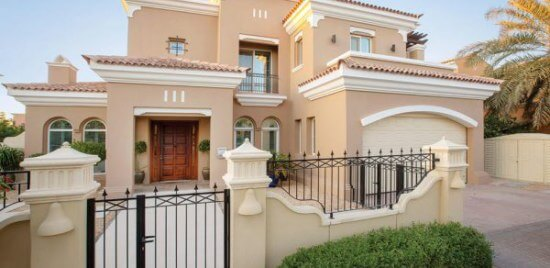 Dubai villa prices are back on the rise after years of decline