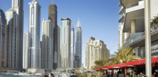 World is Moving to Dubai