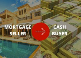 Mortgage Seller to Cash Buyer. Process Steps Explainer is Ready to use.