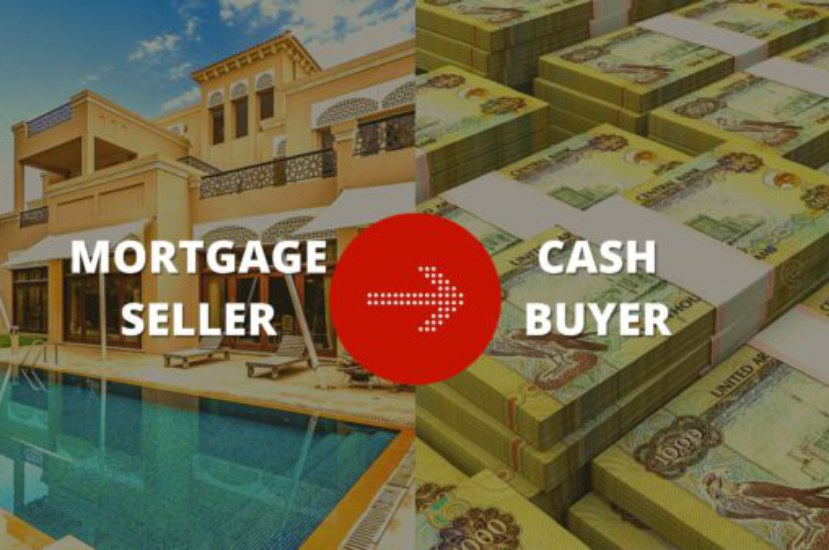 Mortgage Seller and Cash Buyer – Steps Explained